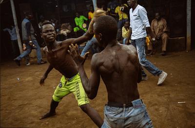 Image result for nigerian men fighting