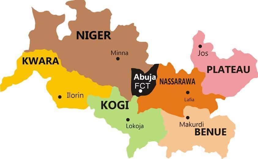 Image result for middle belt Nigeria