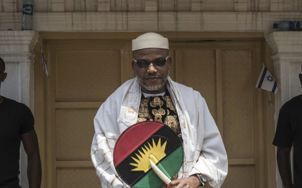Nnamdi Kanu Will Pay for My Son's Blood- Aggrieved Mother Cries Out