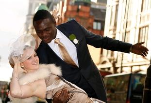 nigerian guy married white oyinbo