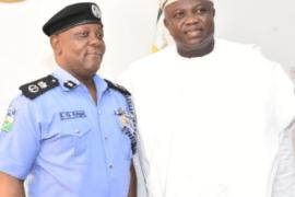 Ambode-Edgar Imohimi-Lagos-Police-Commissioner