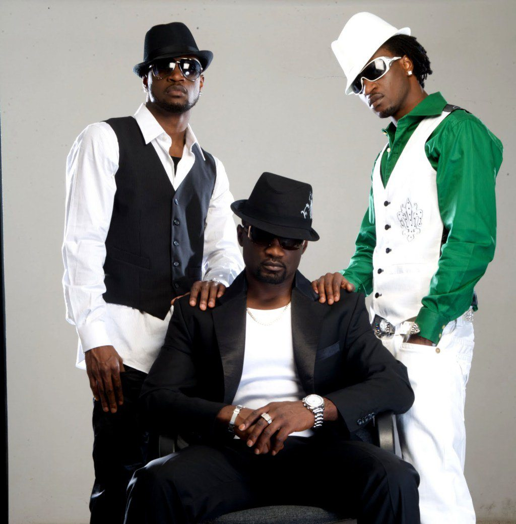 "The End of P-Square: Jude tells Peter ""Carry your coffin come"" (Video)"