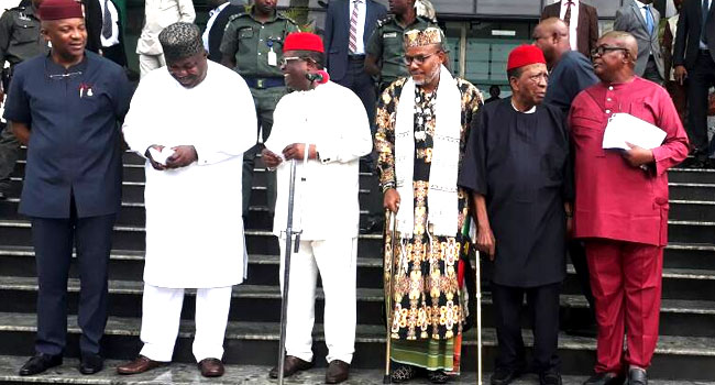 South-East-Governors-Nnadmi-Kanu