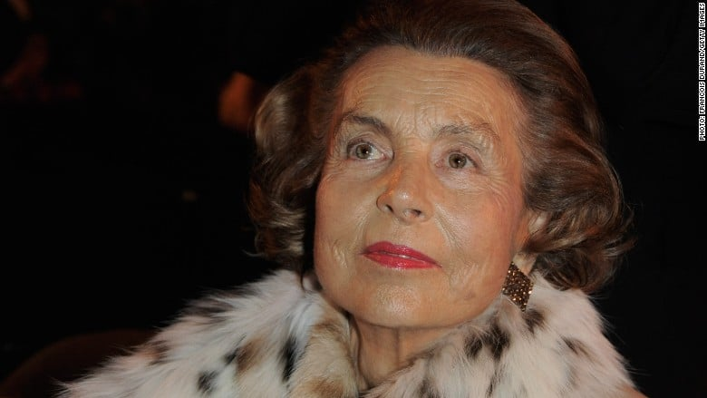 Billionaire Heiress and world's richest Woman Dies