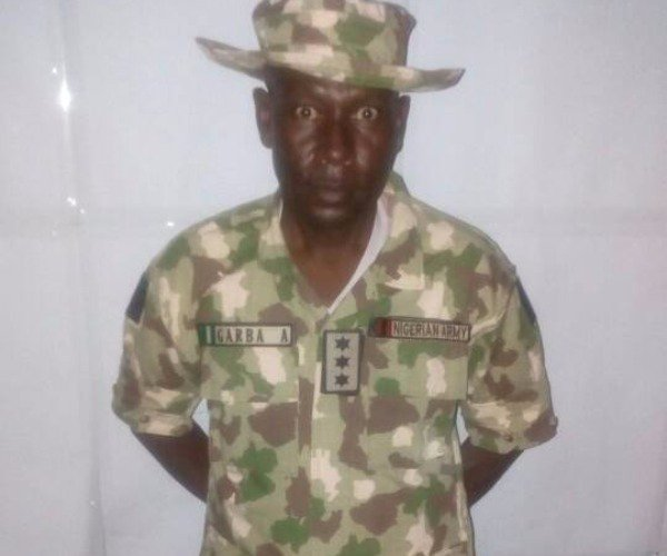 Boko Haram: Army promotes master sergeant to captain for daring bravery