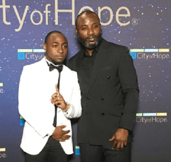 """If I die tomorrow remember me for my determination""- Davido's former Manager"