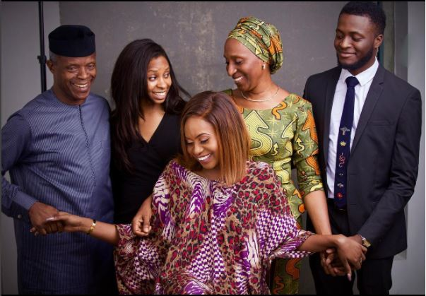 """Going to See My Daughter Is Like Going to Prison""- Osibajo's Father-In-Law"