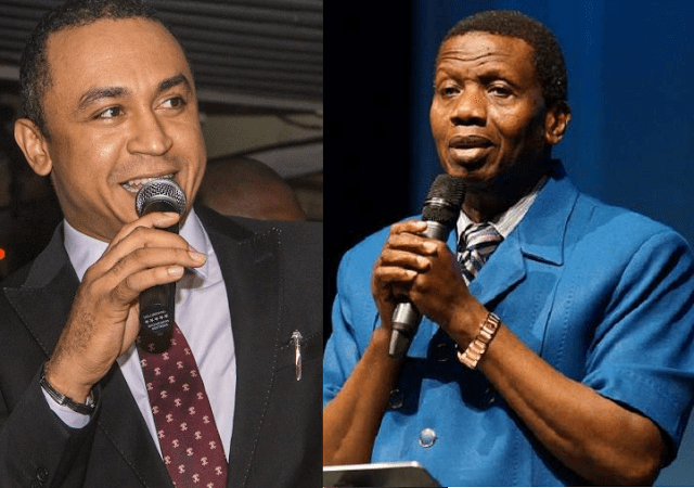 """This Is the Kind of Preaching that Plunged Us into Poverty""- Daddy Freeze on Pastor Adeboye's Sermon"