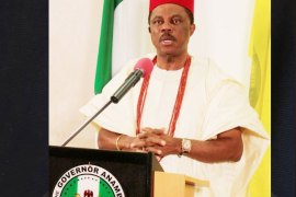 Anambra Gov, Willie Obiano