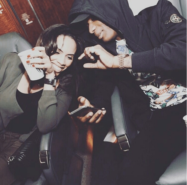 Photos: Wizkid and manager Jada Pollock reportedly welcome a Baby boy