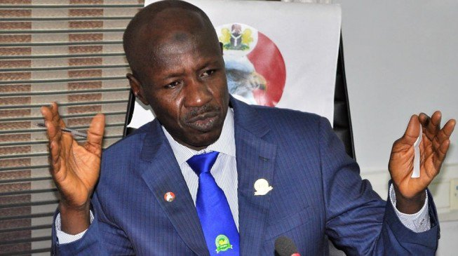 EFCC Traces N.905Billion To Dead Man's Company Account