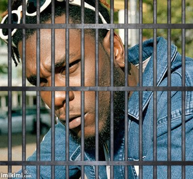 Burna Boy Locked Inside Cell With Armed Robbers Arrested by SARS