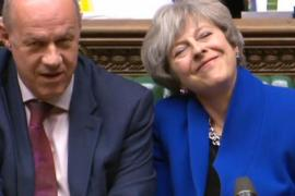 Damian Green Theresa may