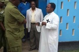 Nabi Titto under police custody