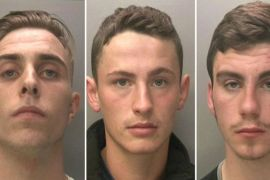 3 men who help schoolgirl captive for 5 days and forced her to have sex with over 20 people