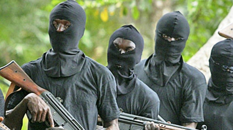 masked gunmen