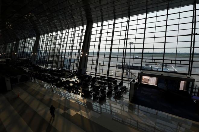 Jakarta Airport Terminal