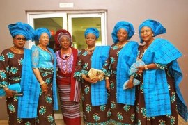 King Sunny Ade's Wives