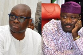 Fayose and Fayemi