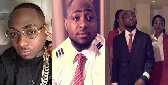 davido starring in new nollywood film 'legend at sixty