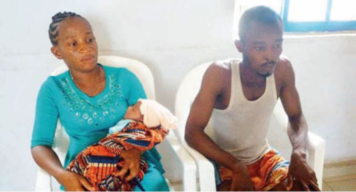 Abia couple sells baby for N400,000
