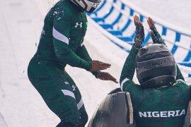 nigeria bobsleigh