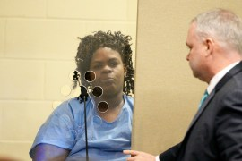 Latarsha Sander convicted for stabbing her son's multiple times