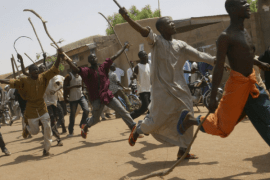 mob in kano heading to behead a man