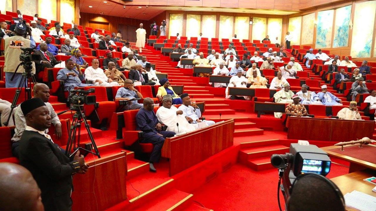Image result for Full List On 13 APC Senators That Dumped The Party For PDP