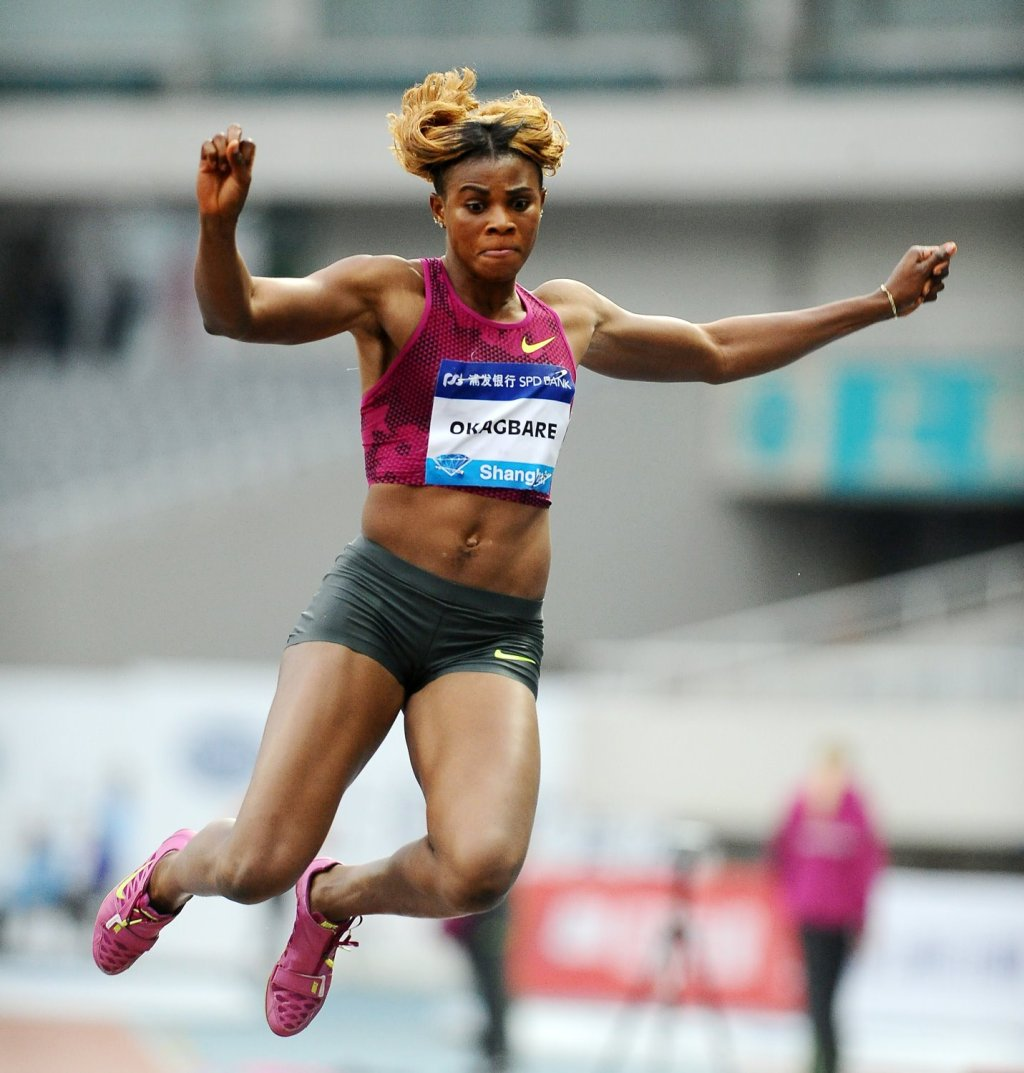 Blessing-Okagbare-Shanghai-World-Meet-Record