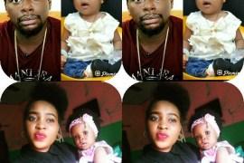 Klint Da Drunk's alleged child