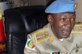 Peace Corps boss, Dickson Akoh