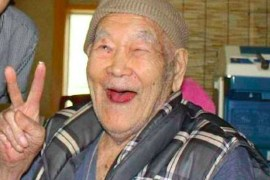 worlds oldest person nabi tajima