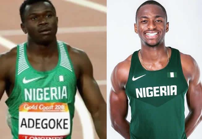 Enoch-Adegoke-and-Seye-Ogunlewe- qualify for 100m