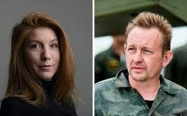Kim Wall and Peter Masden