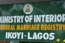 Ikoyi Marriage Resitry
