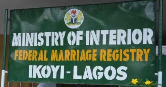 Ikoyi Marriage Resitry