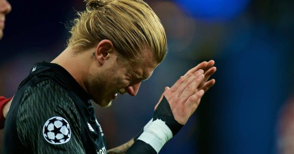 Loris Karius Just Made One Of His Biggest And Worst Mistakes Yet
