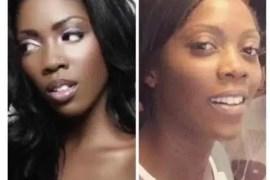 Photo of Tiwa Savage without makeup