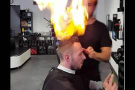 barber-uses-fire-to-cut-customers-hair-punch-newspapers