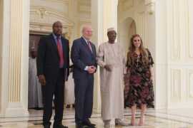During the high-level meeting, the President of Chad, His Excellency IDRISS DEBY ITNO, Guest of Honor Prof. Frank Stangenberg Haverkamp, Chairman of Executive Board of E-Merck KG and Chairman of Merck Foundation Board of Trustees and Dr. Rasha Kelej, CEO Merck Foundation, Merck Foundation confirmed their commitment to long-term partnership with the government of Chad to build healthcare Capacity and improve access to innovative and equitable healthcare solutions across the country