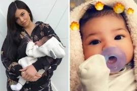 Photo of Kylie Jenner and daughter Stormi