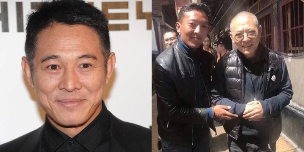 Photo of Jet Li looking unrecognizably old and frail sparks concern over martial arts legend's health