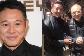 Photo of Jet Li looking unrecognizably old and frail sparks concern over martial arts legend's health