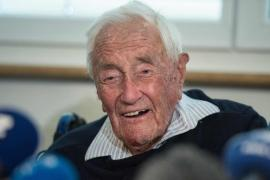 Australian Scientist David Goodall who traveled to Switzerland to commit assisted suicide, Euthanasia