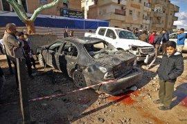 Libyan suicide bomb blast