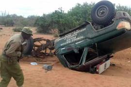 kenyan truck