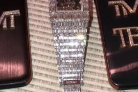 Floyd Mayweather's Billionaire Watch