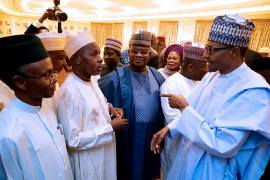 Buhari and governors