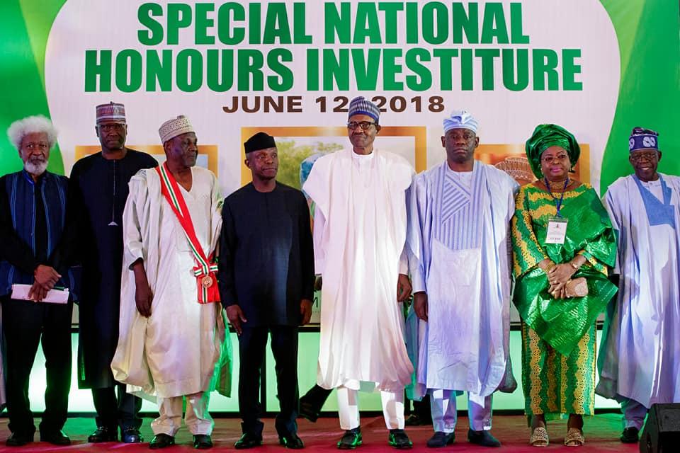 Image result for buharihonours abiola MASSIVE SURPRISE! BUHARI AMASED AS TINUBU MAKES POWERFUL DEMAND THAT GOT NIGERIAN TALKING MASSIVE SURPRISE! BUHARI AMASED AS TINUBU MAKES POWERFUL DEMAND THAT GOT NIGERIAN TALKING Buhari June 12 e